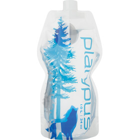 Platypus SoftBottle PP Drinkfles 1000ml transparant